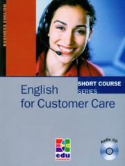 English for Customer Care with CD, Richey Rosemary