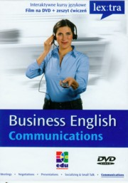 Business English Communications z DVD,