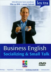 Business English Socializing & Small Talk z DVD,