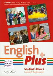 English Plus 2 Student's Book, Quintana Jenny, Tims Nicholas, Styring James, Wetz Ben