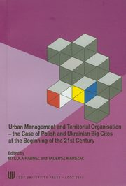 Urban management and territorial organisation,