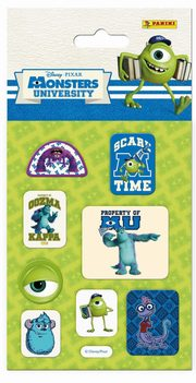 Naklejki Monster University 3D,