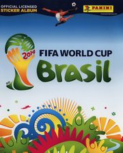 Album do wyklejania FIFA World Cup Brasil 2014,