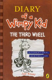 Diary of a Wimpy Kid The Third Wheel, Kinney Jeff