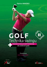 Golf Technika swingu, Amadieu Patrice
