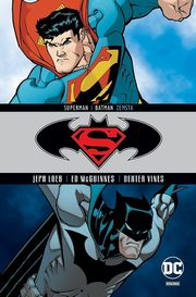 Superman / Batman Tom 4 Zemsta, McGuinnes Ed