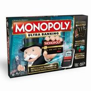 Monopoly Game Ultimate Banking Edition,
