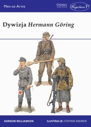 Dywizja Hermann Goring, Gordon Williamson