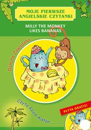 Milly the Monkey Likes Bananas, Zawadzka Danuta