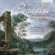 ksiazka tytuł: Paganini Chamber Music For Strings autor: