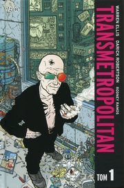 Transmetropolitan Tom 1, Ellis Warren