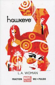 Hawkeye Tom 3 L.A. Woman, Fraction Matt