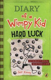 Diary of a Wimpy Kid Hard Luck, Kinney Jeff