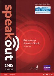 Speakout Elementary Student's Book and DVD-ROM,