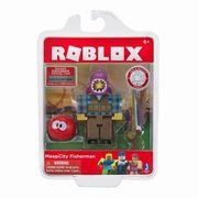 Roblox figurka Blue Meepcity Fisherman,