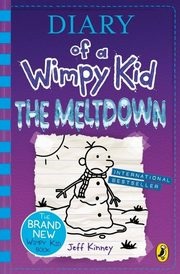 Diary of a Wimpy Kid: The Meltdown Book 13, Kinney Jeff
